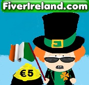 What are YOU willing to do for Five Euro - Join FiverIreland.com FREE